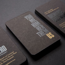 unique business cards - 700gsm business cards